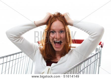 Freaked Out About Shopping
