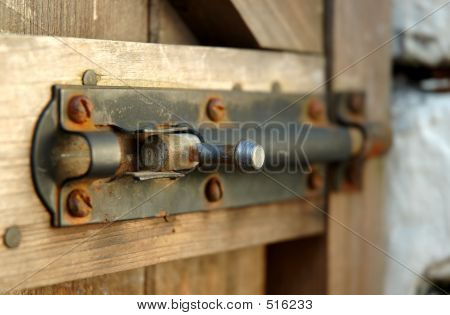Bolted Gate