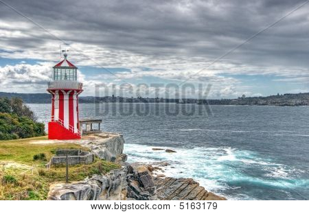 Sydney Harbour Entrance