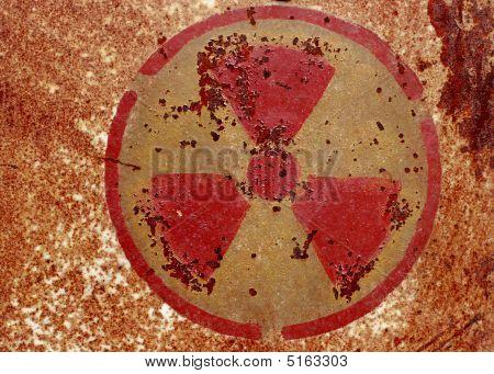 Nuclear Warning Symbol
