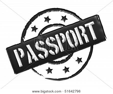 Passport - black