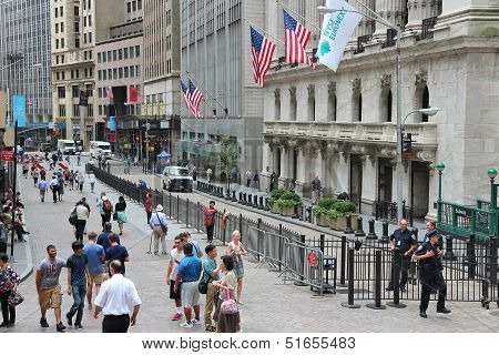 Broad Street, New York