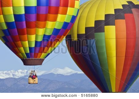 Hot Air Balloon Rally
