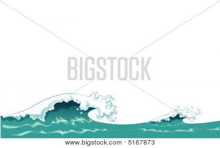 Wave-sea