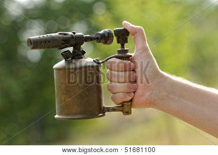 Antique Gasoline Welder