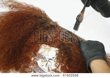 Hair Coloring Women