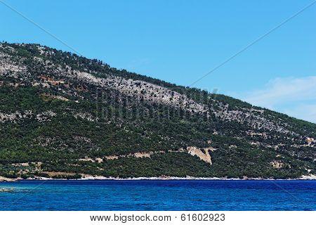 Bleak Hill Of The Blue Sea