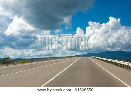 Road Under The Sky