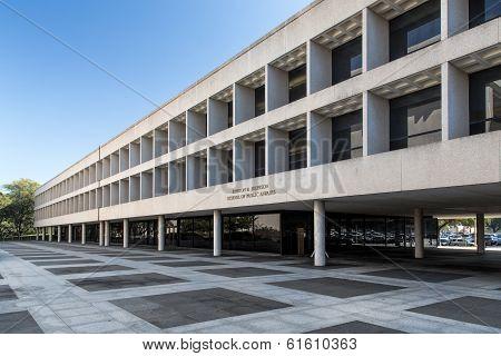 Lyndon Johnson School of Public Affairs