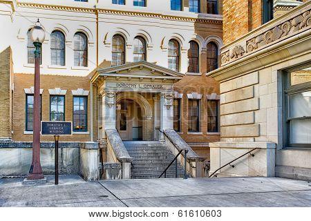 Dorothy Gebauer Hall