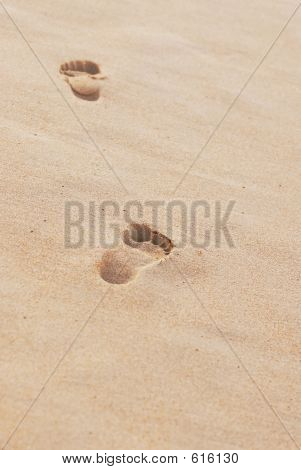 BeachFootprint