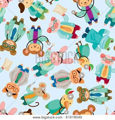 Animal Doctor Pattern