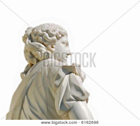 Beautiful Woman Sculpture0Al