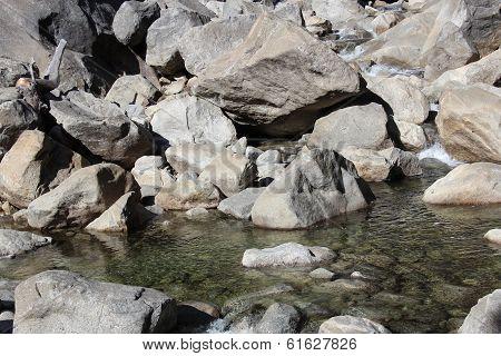 Yosemite National Park Stream Creek