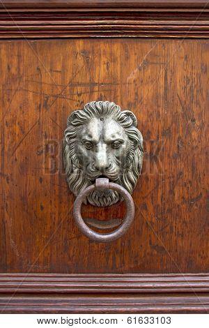 Old Door Knoker