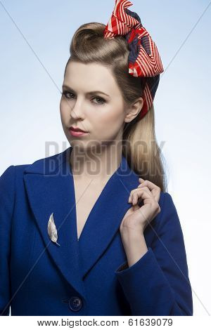 Lovely Elegant Woman