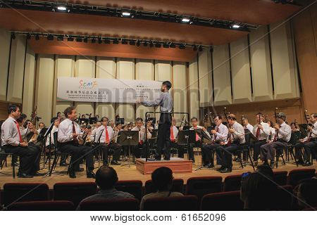 Chinese Orchestra in Concert at SCO Concert Hall