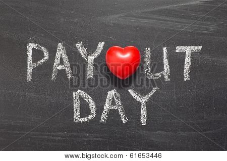 Payout Day