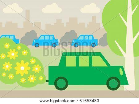 Green Car 2