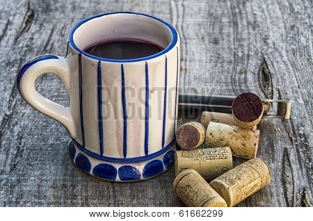 Cup Of Wine