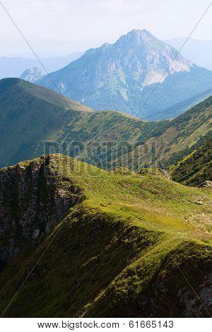 Big Rozsutec (velky Rozsutec), Mala Fatra Mountain, Slovakia