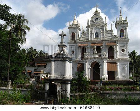 Catholic Church In Siolim