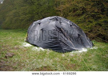 Wet Tent