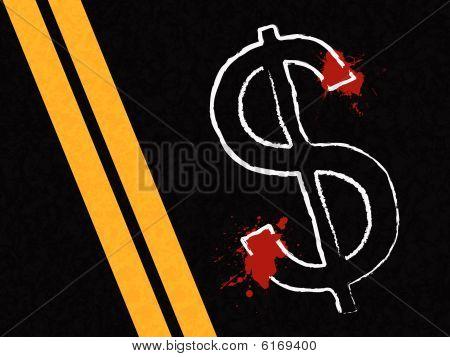 Conceptual Dollar Crisis
