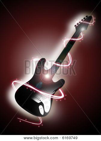 Electrical guitar 2