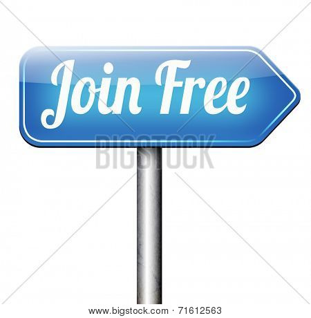 free membership subscription join here and apply now, no charges. Open new member account.