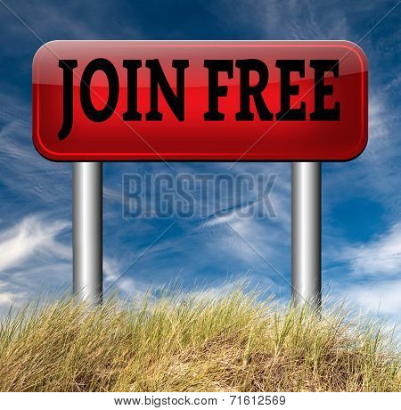 free registration for a subscription join here and now for a member account. Apply and sign in for membership registration.