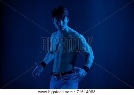 sexy fantasy man