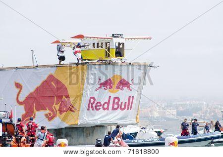 28 Badjoras Team At The Red Bull Flugtag