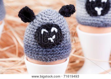 Crochet Egg Warmer