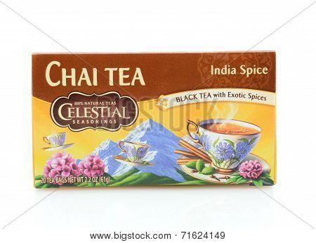 Celestial Chai Tea