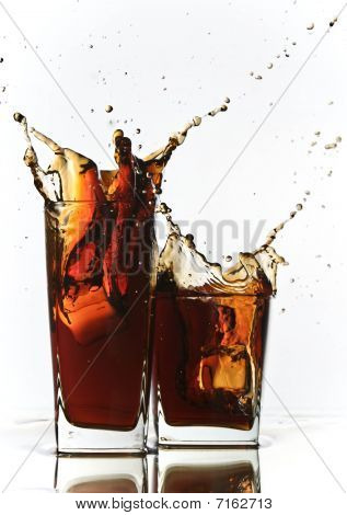 cola splash