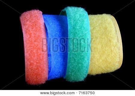 Velcro rings