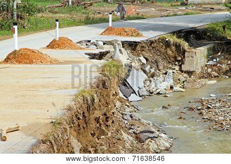 Danger Erosion