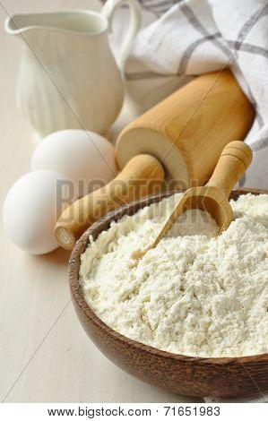 Homemade Gluten Free Flour Blend