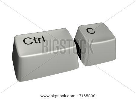 Ctrl c