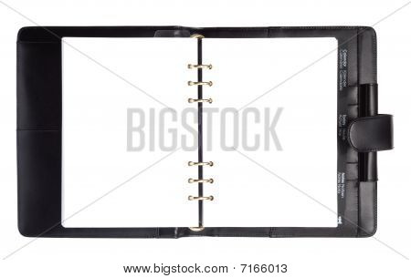 Black Style Paper Notebook