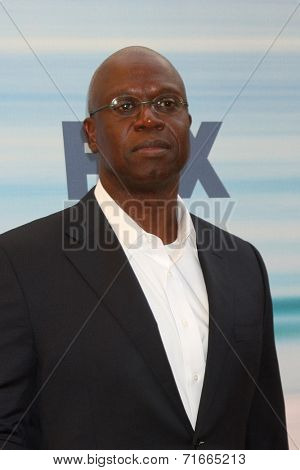 LOS ANGELES - SEP 8:  Andre Braugher at the 2014 FOX Fall Eco-Casino at The Bungalow on September 8, 2014 in Santa Monica, CA