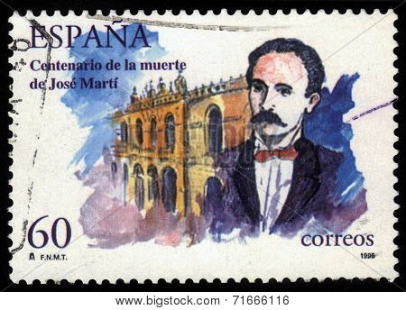 Jose Marti, Cuban National Hero