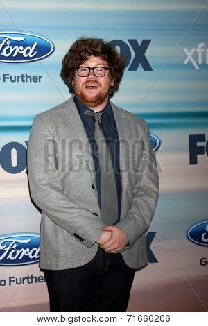 LOS ANGELES - SEP 8:  Zack Pearlman at the 2014 FOX Fall Eco-Casino at The Bungalow on September 8, 2014 in Santa Monica, CA