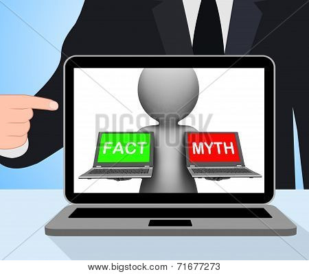 Fact Myth Laptops Displays Facts Or Mythology