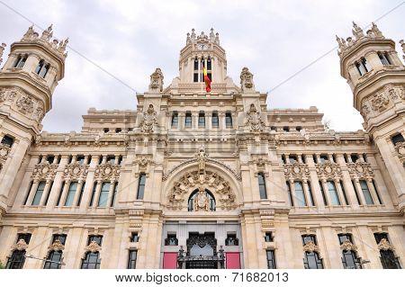 Madrid - Cibeles