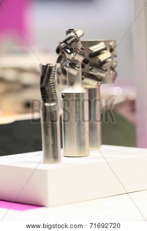 End mill tools