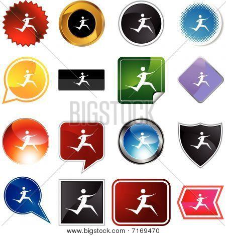 Runner-Symbol