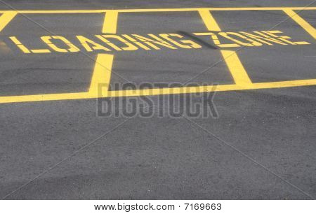 Loading Zone Area