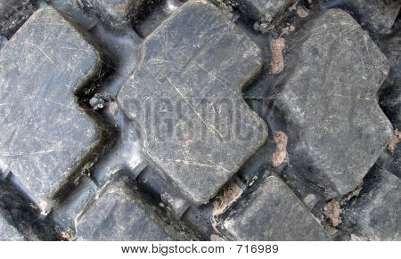 Tractor Tire Tread
